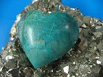 Coeur Chrysocolle