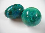 Sphere Oeuf Chrysocolle