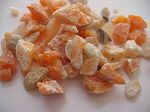 Calcite orange sable