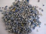 Quartz Bleue sable